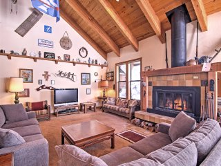 NEW! Unique 3BR Kirkwood House Mins to Ski Slopes! - Kirkwood vacation rentals