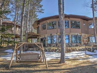 New! 2BR Dixon Lake Condo w/ Treehouse Spa! - Squaw Lake vacation rentals