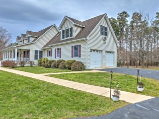 NEW! 4BR Piney Point House by the Potomac River! - Saint Inigoes vacation rentals
