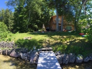 Lake Leelanau Lakefront Home with Kayaks and Paddleboards included, sleeps 11 - Traverse City vacation rentals