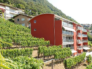 3 bedroom Apartment in Gordola, Ticino, Switzerland : ref 2297855 - Gordola vacation rentals