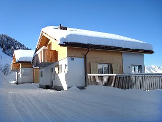 2 bedroom Apartment in Tschiertschen, Mittelbunden, Switzerland : ref 2298119 - Tschiertschen vacation rentals