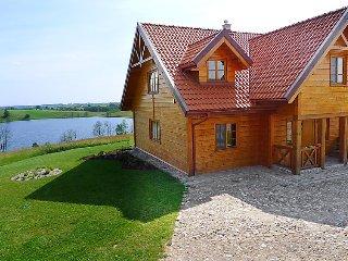 6 bedroom Villa in Sejny, Mazury, Poland : ref 2300117 - Holny Wolmera vacation rentals