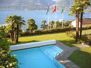 2 bedroom Apartment in Vira, Ticino, Switzerland : ref 2300421 - Gambarogno vacation rentals