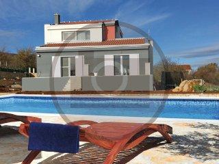4 bedroom Villa in Split-Dicmo, Split, Croatia : ref 2302787 - Dugopolje vacation rentals