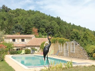4 bedroom Villa in Chateauneuf de Mazenc, Drome Provencale, France : ref 2303495 - La Begude-de-Mazenc vacation rentals