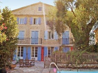 6 bedroom Villa in Mouans Sartoux, Alpes Maritimes, France : ref 2303537 - Mouans-Sartoux vacation rentals