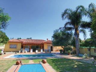 4 bedroom Villa in Pineda de Mar, Costa De Barcelona, Spain : ref 2303928 - Pineda de Mar vacation rentals
