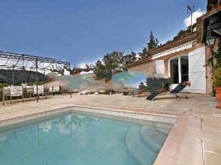 2 bedroom Villa in Auribeau Sur Siagne - Grasse, Cote D Azur, Alpes Maritimes - Auribeau-sur-Siagne vacation rentals