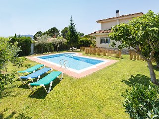 3 bedroom Villa in Sta Cristina d Aro, Costa Brava, Spain : ref 2369223 - Romanya de la Selva vacation rentals