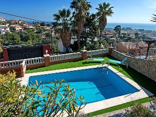 5 bedroom Villa in Santa Susanna, Barcelona Costa Norte, Spain : ref 2369829 - Santa Susana vacation rentals
