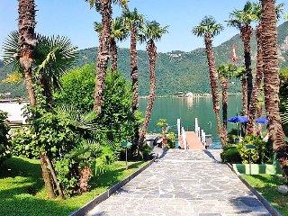 2 bedroom Apartment in Bissone, Ticino, Switzerland : ref 2370025 - Bissone vacation rentals