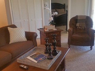 Pet Friendly Walk In, 2 Kings, Sleep 6, Amenites at Pointe Royale - Point Lookout vacation rentals
