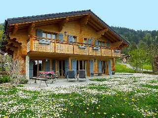 4 bedroom Villa in Villars, Alpes Vaudoises, Switzerland : ref 2370843 - Barboleusaz vacation rentals