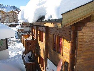 2 bedroom Apartment in Riederalp, Valais, Switzerland : ref 2371024 - Riederalp vacation rentals