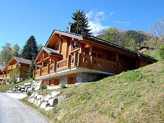 4 bedroom Villa in Nendaz, Valais, Switzerland : ref 2371077 - Nendaz vacation rentals