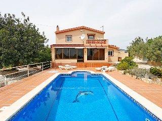 3 bedroom Villa in L Ampolla, Costa Daurada, Spain : ref 2371127 - L'Ampolla vacation rentals
