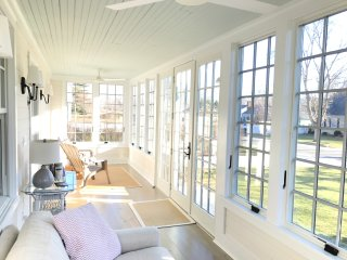 Adorable, Renovated 1890's Farmhouse... Walk to Beaches & Town! - Southold vacation rentals