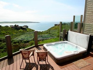 """Beach Nest""HOT TUB, SAUNA, Endless Ocean Views,WiFi! - Dillon Beach vacation rentals"