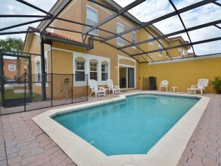 4 Bedroom 3 Bath Town Home with Pool in Terra Verde. 4746OBW - Intercession City vacation rentals
