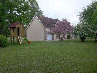 Gîte du Petit Potron en campagne dans le Perche Thironnais en Eure et Loir - Combres vacation rentals