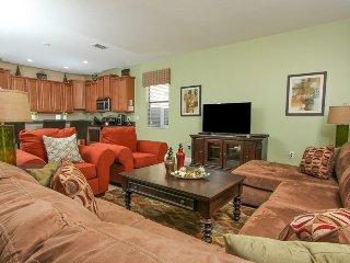 Perfect 4 Bed 3 Bath Home in ChampionsGate Golf Resort. 1516MVD - Loughman vacation rentals