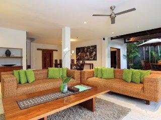 Three Bedroom Serene Garden Villa - Seminyak vacation rentals