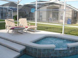 Pet Friendly 4 Bedroom 3 Bath Pool Home in Gated Community. 140RD - ChampionsGate vacation rentals