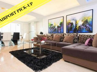 TICKTOCK *YAU MA TEI*LOCATION*MTR*SEAVIEW*BALCONY*QUIET *4bed3bath - Hong Kong vacation rentals