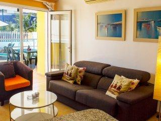 1 bedroom Apartment with A/C in Playa de Mogan - Playa de Mogan vacation rentals