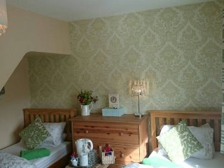 Friendly Irish family home double/twin room with guest WC/ Sitting room - Dublin vacation rentals