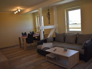 Bright 2 bedroom Apartment in Granzow with Deck - Granzow vacation rentals