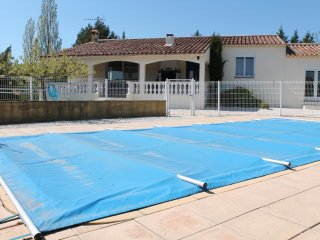 Nice Villa with Microwave and Private Outdoor Pool - Brue-Auriac vacation rentals