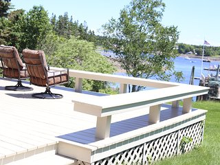 A Waterfront Rental: Homeport - Bass Harbor vacation rentals