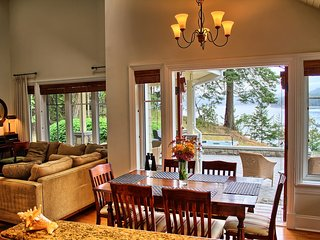 Oceanview 2 Bedroom Cottage Hot Tub at Poets Cove Resort and Spa - Pender Island vacation rentals