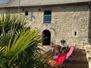 Gite de charme aux portes de Brocéliande - Guillac vacation rentals