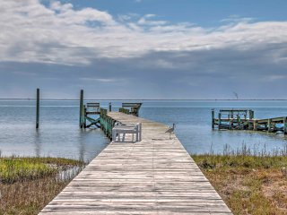 New! 4BR Marshallberg House on the Outer Banks! - Marshallberg vacation rentals