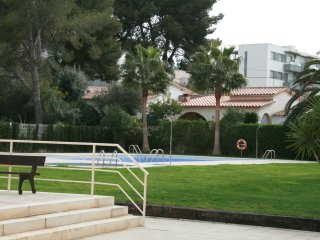 ApartBeach Aqua Apartments,, air conditioning and pool - La Pineda vacation rentals
