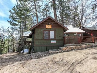 Nice House with Deck and Internet Access - City of Big Bear Lake vacation rentals