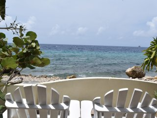 2 bedroom apartment with sea view - Willemstad vacation rentals