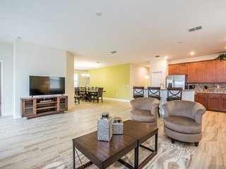 New 4 Bedroom 3 Bath Resort Home in Champions Gate. 9156SD - Four Corners vacation rentals