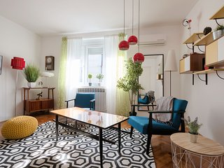 Designers Apartment Pionir - Belgrade vacation rentals
