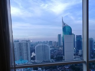 Citylofts Sudirman One Bedroom Penthouse Apartment - Jakarta vacation rentals