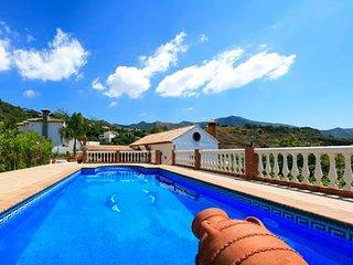 Andalusian villa with pool  in Mijas - Mijas Pueblo vacation rentals