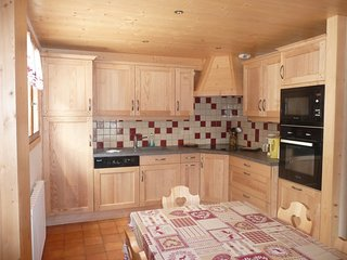 FLEURS DES ALPES 4 rooms 9 persons - Le Grand-Bornand vacation rentals