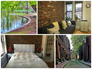 2BR w/ 3Beds Beacon Hill Boston Center by PARKS, CHARLES RIVER, FREEDOM TRAIL - Boston vacation rentals