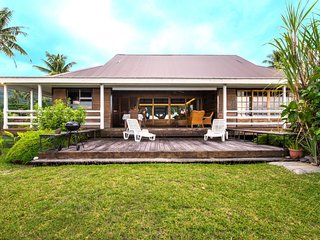 Cozy House with Television and Microwave - Moorea vacation rentals