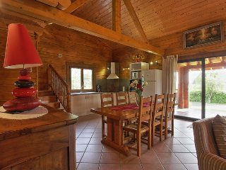 Nice Chalet with Internet Access and A/C - Saissac vacation rentals