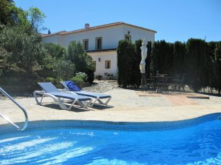 SUMMER OFFER. Exclusive Villa + 8 guests in Malaga Countryside. Private  pool. - Casarabonela vacation rentals