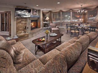 Chateau Chamonix - Epernay 3BR Slopeside Luxury - Steamboat Springs vacation rentals